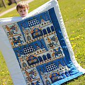 Для дома и интерьера handmade. Livemaster - original item Children`s blanket