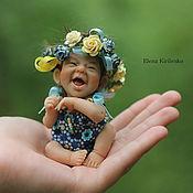 """Куклы и игрушки handmade. Livemaster - original item """"Atsuko"""". Handmade."""