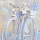 Картины цветов ручной работы. Ярмарка Мастеров - ручная работа. Купить Диптих Warm Provence. Handmade. Картина на холсте