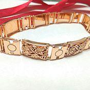 Золотые обручи на руку эмираты купить