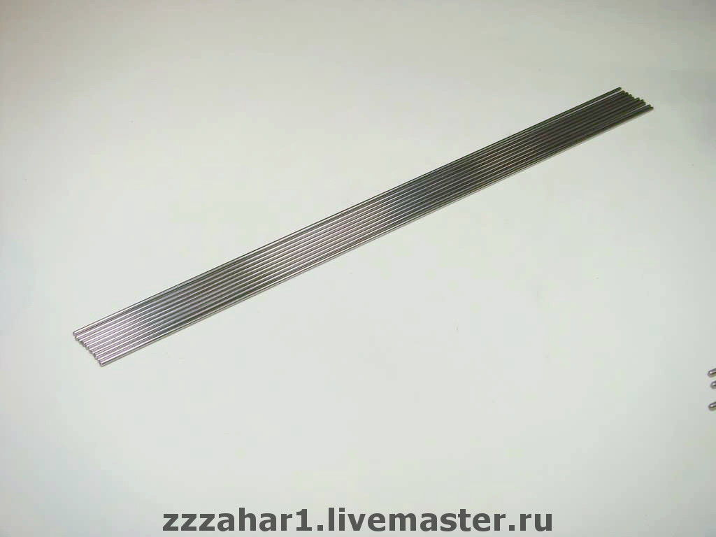 Other Handiwork handmade. Livemaster - handmade. Buy Mandrel d 3.0 mm L 230 mm (10 PCs).