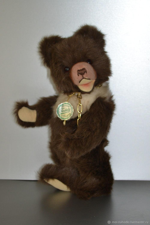 Винтажный мишка Hermann, 30 см, Мягкие игрушки, Франкфурт-на-Майне,  Фото №1