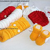 Работы для детей, handmade. Livemaster - original item kit for baby ed. work. Handmade.