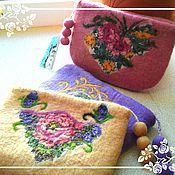 Сумки и аксессуары handmade. Livemaster - original item Organizer insert bag. Handmade.