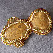 Украшения ручной работы. Ярмарка Мастеров - ручная работа Золотая рыбка. Handmade.