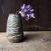"""Вазы ручной работы. Ярмарка Мастеров - ручная работа Ваза """"Каменные породы"""". Handmade."""