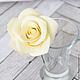 Заколки ручной работы. Заказать Шпильки с розами (крупные) - Айвори кремовый. Tanya Flower. Ярмарка Мастеров. Украшение для волос