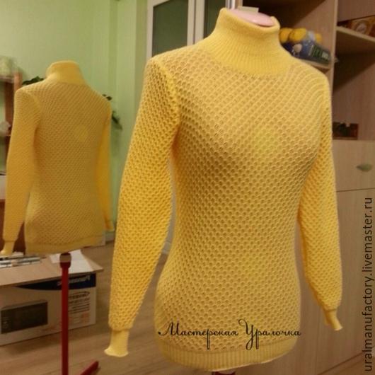 Кофты и свитера ручной работы. Ярмарка Мастеров - ручная работа. Купить Свитер вязаный. Handmade. Вязание, вязаная кофта
