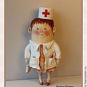 Куклы и игрушки ручной работы. Ярмарка Мастеров - ручная работа Доктор. Handmade.
