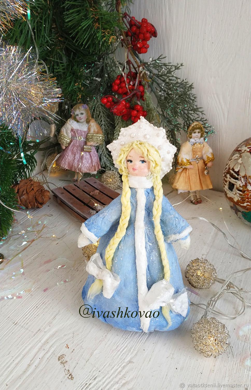 Снегурочка Краса, Елочные игрушки, Владивосток,  Фото №1