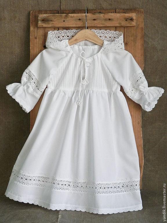 Платье для крещения и минске