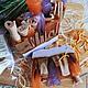 Мыло ручной работы. Ярмарка Мастеров - ручная работа. Купить ЛАВАНДА, ШОКОЛАД, АПЕЛЬСИН - мыло ручной работы. Handmade. Лаванда