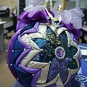 Подарки к праздникам ручной работы. Ярмарка Мастеров - ручная работа Лоскутные шарики. Handmade.