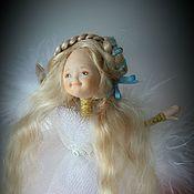Куклы и игрушки ручной работы. Ярмарка Мастеров - ручная работа Ангелок Звёздочка. Handmade.