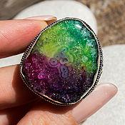 Украшения handmade. Livemaster - original item The Royal ring (ring) drosou Agatha