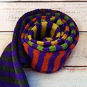 Аксессуары handmade. Livemaster - original item Scarf Dance, wool blend. Handmade.