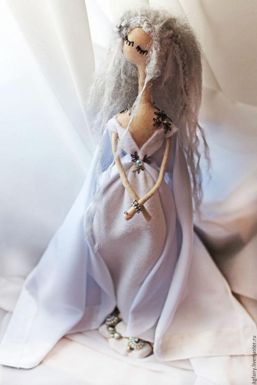 Коллекционные куклы ручной работы. Ярмарка Мастеров - ручная работа. Купить Daenerys Targaryen. Handmade. Белый, дайенерис, кукла для девочки