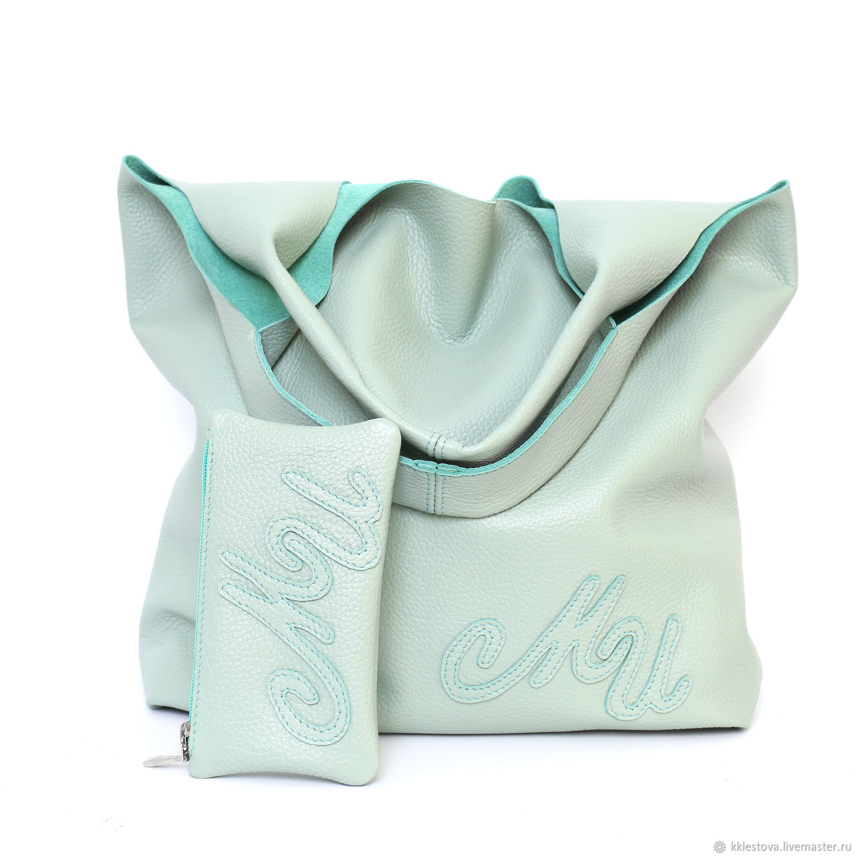 Mint Bag - Bag Pack - medium size purse, Sacks, Moscow,  Фото №1