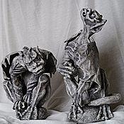 Для дома и интерьера ручной работы. Ярмарка Мастеров - ручная работа Гаргульи. Handmade.