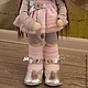 Коллекционные куклы ручной работы. Заказать Текстильная куколка ручной работы Мурочка. Юлия Соколова. Ярмарка Мастеров. Авторская кукла