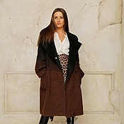 Coats handmade. Livemaster - original item Woolen coat