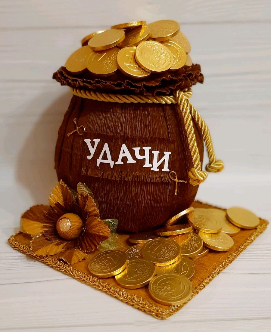 Bags for gifts: A sweet gift of Abundance, Gift wrap, Moscow,  Фото №1