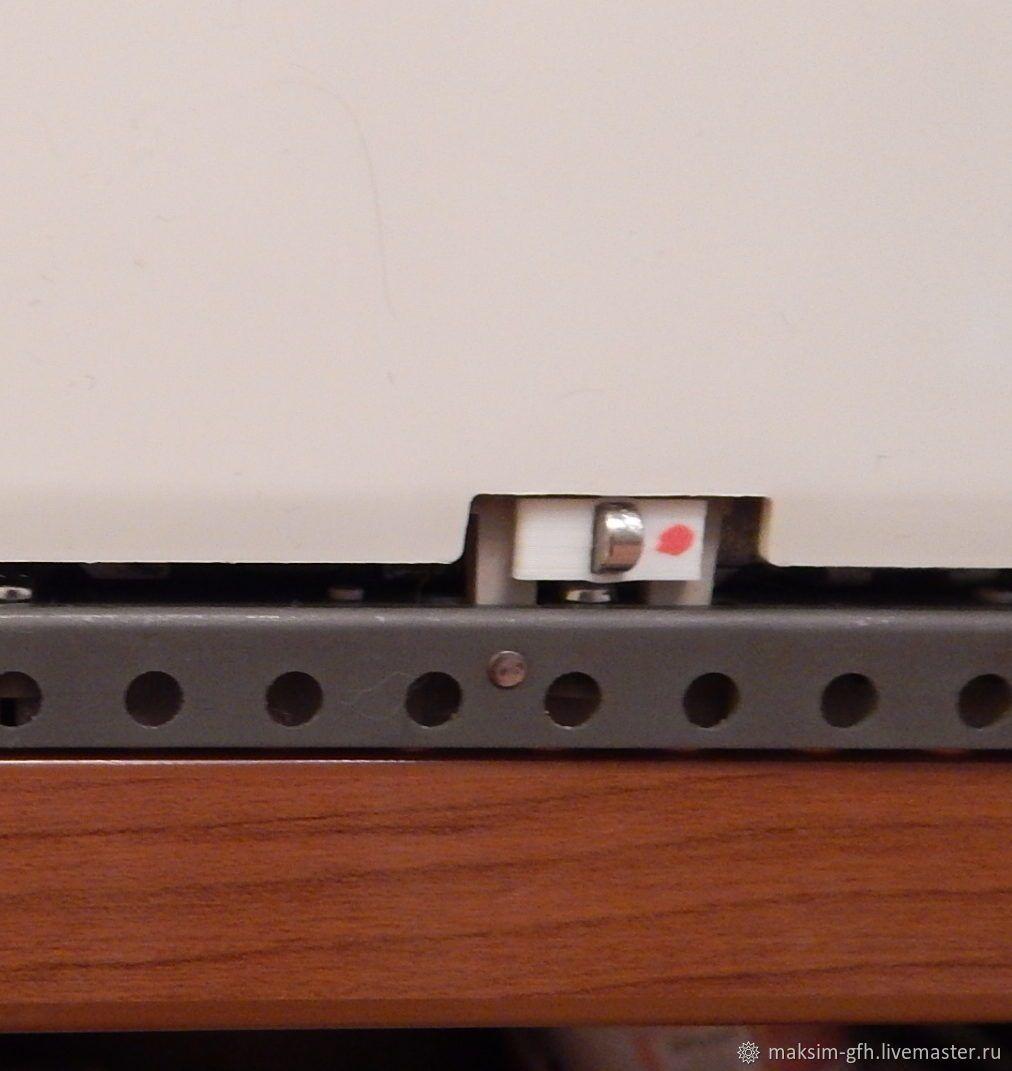 Магниты на робот каретку Бразер – купить на Ярмарке Мастеров – JT3SKRU | Инструменты для вязания, Екатеринбург