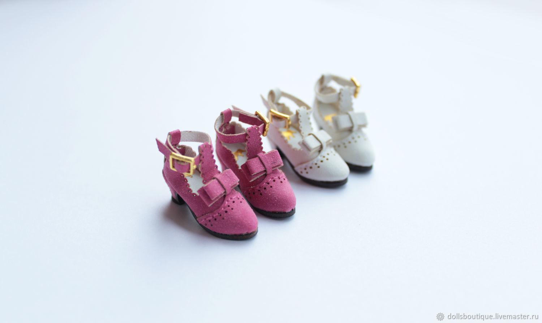Туфли для кукол Блайз, Одежда для кукол, Москва, Фото №1