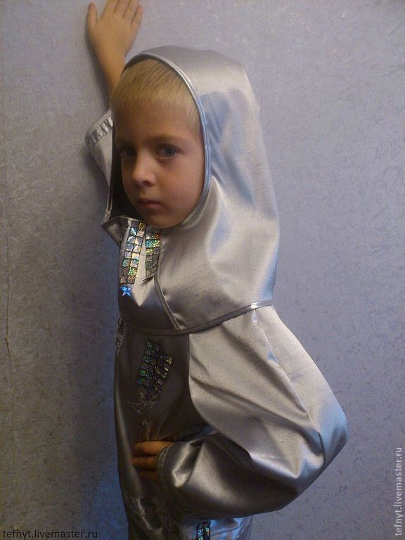 Детские костюмы карнавальные космонавт