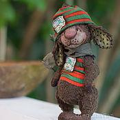 Куклы и игрушки handmade. Livemaster - original item Coconut rabbit. Handmade.