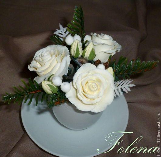 Новогодний сувенир принесет в Ваш дом праздничную атмосферу или станет приятным сюрпризом для Ваших близких!