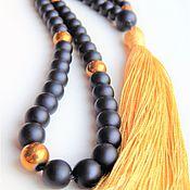 Фен-шуй и эзотерика handmade. Livemaster - original item prayer beads shungit and gold. Handmade.