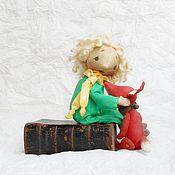 Куклы и игрушки ручной работы. Ярмарка Мастеров - ручная работа По мотивам Маленького принца. Handmade.