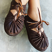"""Обувь ручной работы. Ярмарка Мастеров - ручная работа Кожаные сандалии ручной работы """"Lets Dance"""". Handmade."""