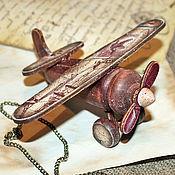 """Для дома и интерьера ручной работы. Ярмарка Мастеров - ручная работа Самолетик """"Mille 2"""". Handmade."""