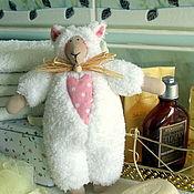 Куклы и игрушки ручной работы. Ярмарка Мастеров - ручная работа Овечка Кудряшка. Handmade.