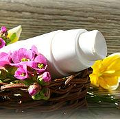 Косметика ручной работы handmade. Livemaster - original item Cream fluid for dry skin with Botox effect.. Handmade.