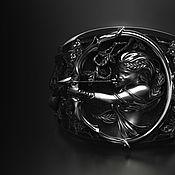 Украшения handmade. Livemaster - original item Ring-signet: Diana the huntress. Handmade.