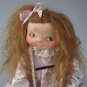 """Куклы и игрушки ручной работы. Ярмарка Мастеров - ручная работа """"Каська"""". Handmade."""