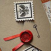 Сувениры и подарки ручной работы. Ярмарка Мастеров - ручная работа Конверт для денег на любую тему. Handmade.