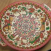 Русский стиль handmade. Livemaster - original item Dish old
