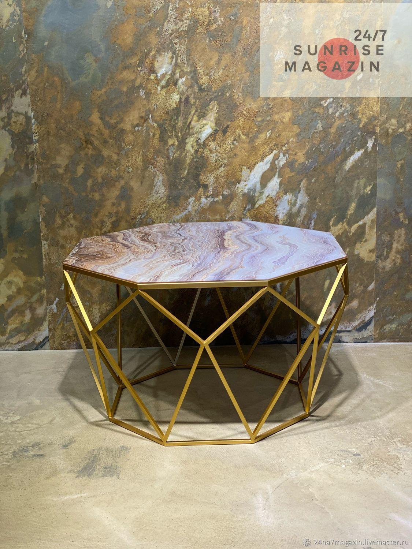 Crystal coffee table, Tables, Yaroslavl,  Фото №1