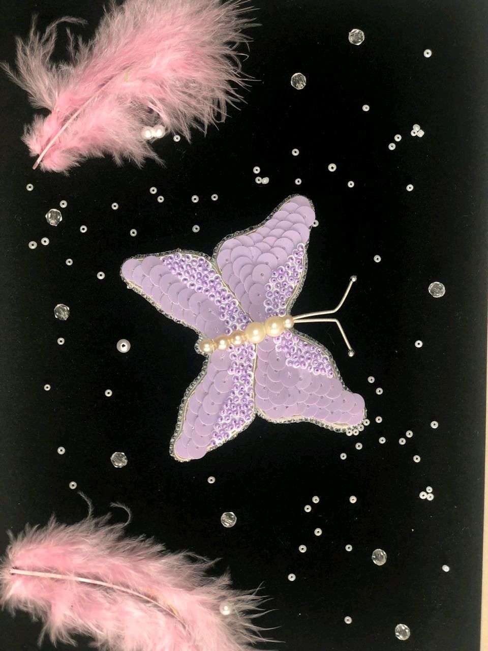 Брошь Бабочка, Брошь-булавка, Якутск,  Фото №1