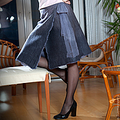 юбки из шерсти купить в москве