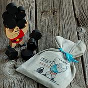 """Куклы и игрушки ручной работы. Ярмарка Мастеров - ручная работа Набор развивающей игры из дерева """"Силач"""". Handmade."""