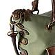 """Женские сумки ручной работы. Сумка №29 """"Рыбачьи лодки"""". ANTE-KOVAC (ante-kovac). Ярмарка Мастеров. Сумка из кожи"""