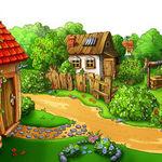 """-- """"Моя деревенька""""-- Эколавка - Ярмарка Мастеров - ручная работа, handmade"""