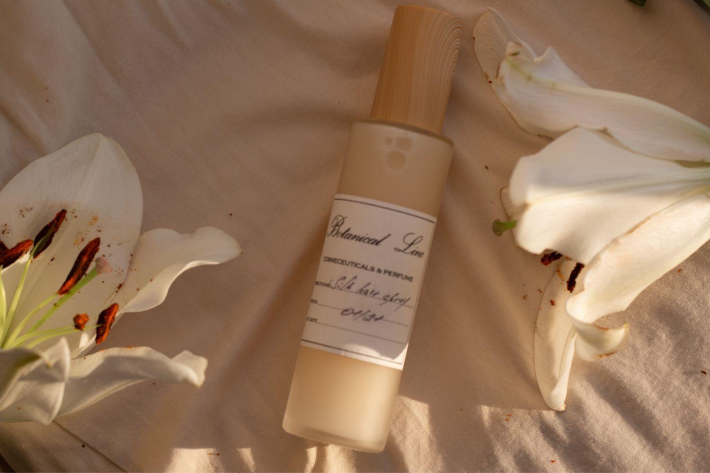 Шёлковый спрей для волос с люминисцином и экстрактом мёда, Спрей для волос, Москва,  Фото №1