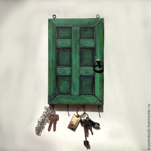 Вот она какая, зеленая `Дверь в стене`