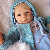 Куклы и игрушки ручной работы. Ярмарка Мастеров - ручная работа Кукла реборн Moira(лимит). Handmade.